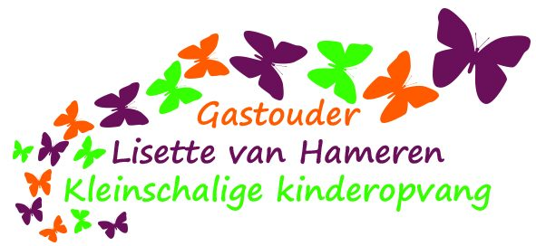 Gastouder Lisette van Hameren